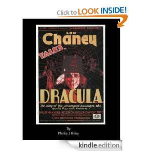 Dracula Starring Lon Chaney (An Alternate History for Classic Film