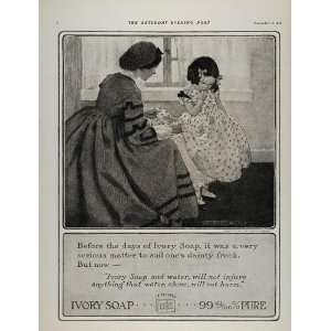 Child Jessie Willcox Smith NICE   Original Print Ad Home & Kitchen