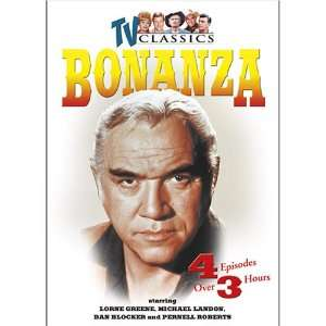 Bonanza   V.5 Lorne Greene, Michael Landon, Dan Blocker