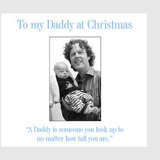 personalised dad christmas card by amanda hancocks