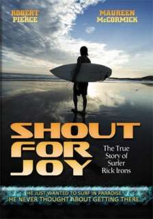 Shout For Joy: Robert Pierce, Maureen McCormick, Erik