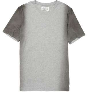 Maison Martin Margiela Shaded Cotton T shirt  MR PORTER