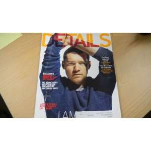 com Details Magazine April 2010 Sam Worthington Cover details Books