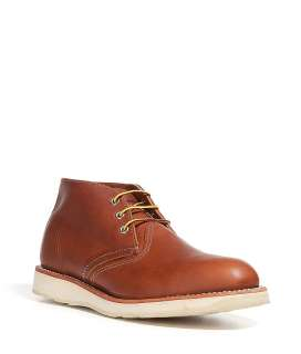 Red Wing Cognac Chukka Shoes | Herren  Schuhe | SYLEBOP (sold