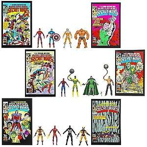 Marvel Universe Action Figure Comic Packs Wave 7 Revision 3 by Hasbro
