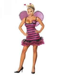 / Sexy Bee Mine Adult Womens Costume