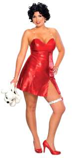 Betty Boop Plus Size Costume   Sexy Adult Costumes
