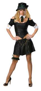 Mafia Princess Costume   Sexy Adult Costumes