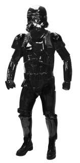 Edition Star Wars Black Shadow Trooper Costume   Star Wars Costumes