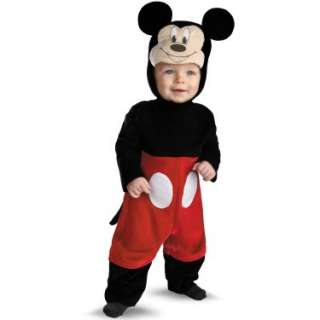 Halloween Costumes Disney Mickey Mouse Infant Costume