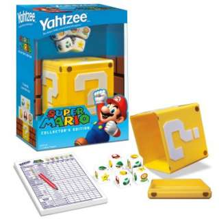 Halloween Costumes Super Mario Yahtzee