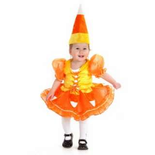 Halloween Costumes Candy Corn Princess Infant / Toddler Costume