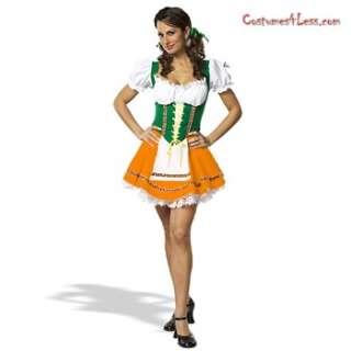 Beer Garden Girl Adult Costume