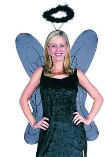 34 Black Angel Wings (Accessories)