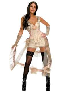 Jonah Hex Secret Wishes Lilah (White) Adult Costume for Halloween