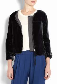 YMC  Black Velvet Jacket by YMC