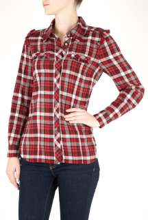 Juicy Couture  Plaid Flannel Shirt by Juicy Couture