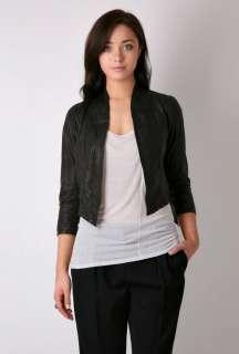 Black Day Leather Jacket by DAY Birger Et Mikkelsen   Black   Buy