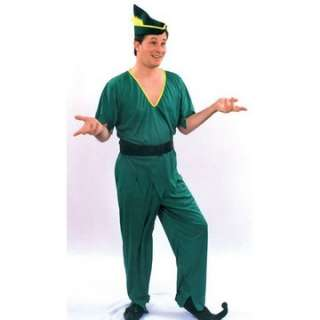 Adult Peter Pan Elf Robin Hood Multiple Costume   Robin Hood Elf Peter