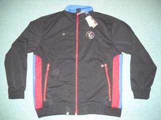 Lifted Research Group Alpine High Black Track Jacket Large