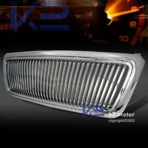 2004 2005 2006 Ford F150 F 150 1pc Chrome Grill Grille