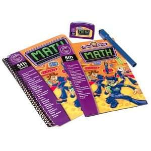 Quantum Pad Library 5th Grade LeapPad Book Math Toys & Games