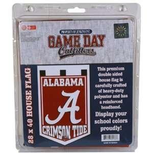 NCAA Alabama Crimson Tide Flag Banner