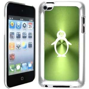 Apple iPod Touch 4 4G 4th Generation Green B155 hard back case