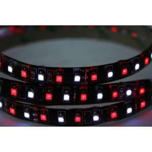 LED Light Strip   Dual Color (Red/White) LED Light Strips for Auto