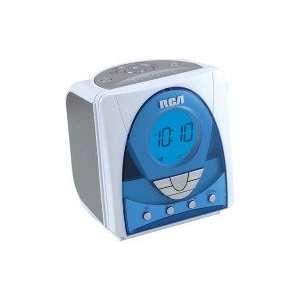 Audiovox CD Clock Radio Model RP5624 Electronics