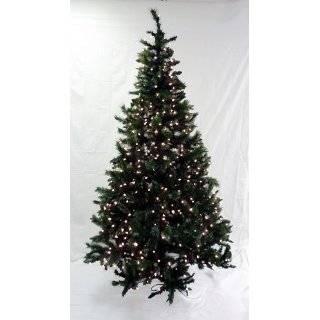 Lit Slim Black Ashley Spruce Artificial Christmas Tree   Clear Lights