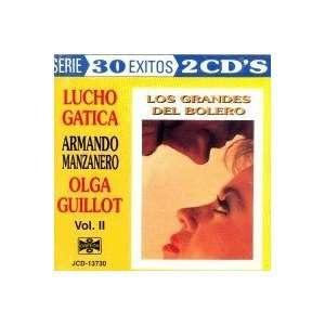 Los Grandes Del Bolero Vol. 2 armando manzanero, olga guillot Music