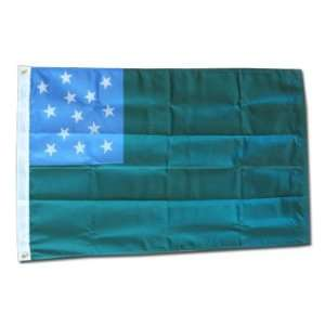Green Mountain Boys   Historic Flags 2x3 Nylon Patio