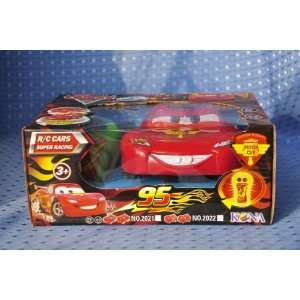 Remote Control Toy Car  Lightning Mcqueen Toys & Games