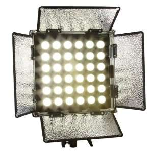 iKan Corporation 36 LED Studio Light with AB Mount Black