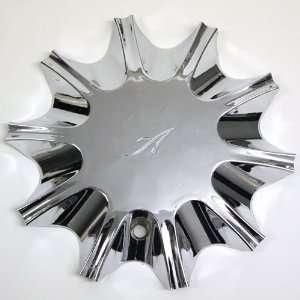 Arelli Wheel Chrome Center Cap #Ard103 Automotive