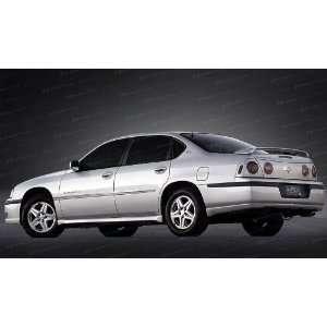 Chevy Impala Chrome Door Molding Trim 2000 2005