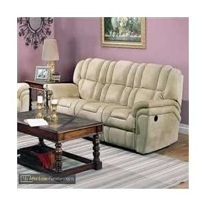 Collection Double Reclining Sofa By Coaster Furniture