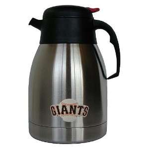 San Francisco Giants MLB Coffee Carafe