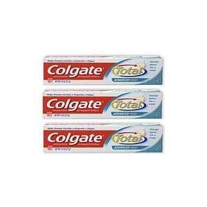 Colgate   Total Advanced Clean Plus Whitening Toothpaste   4.0 oz, 3