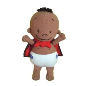 Super Diaper Baby Mini Doll: 5 High Doll (9781579821685