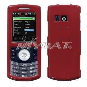 SAMSUNG MESSAGER II R560 RED SOLID HARD CASE COVER