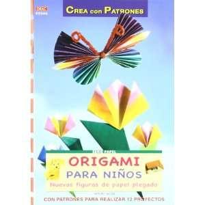 Origami para niños : nuevas figuras de papel plegado