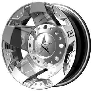 XD XD775 16x6 Chrome Wheel / Rim 8x170 with a  99mm Offset