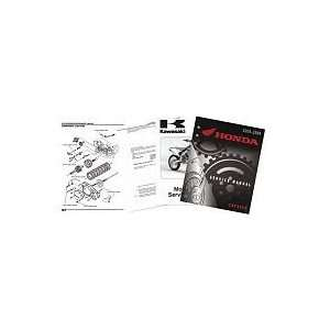 97 05 KAWASAKI KDX220 OEM SERVICE MANUAL SUPPLEMENT