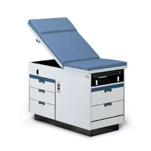 Hausmann Maximum Value Exam Table with Side Drawers