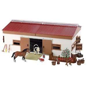 Bullyland Farm Farmhouse oys & Games