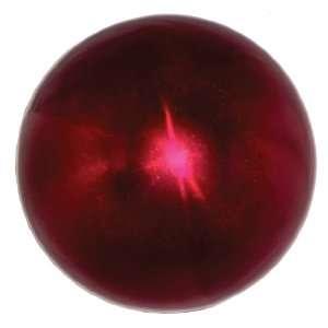 Very Cool Stuff BUR06 Gazing Globe Mirror Ball, Burgundy