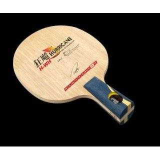 DHS HURRICANE WH Ping Pong Blade, Table Tennis Blade   Penhold
