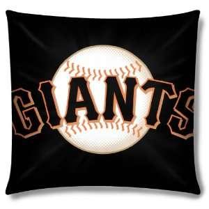 San Francisco Giants Toss Pillow 16x16